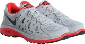 dc4d835afa9 Nike Dual Fusion Run 2  Size 13  Gray Red 599541 017 Training ...