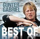 GUNTER GABRIEL - BEST OF  CD NEU