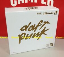 Medicom Be@rbrick Daft Punk 200% Chogokin Alloyed RAM White Suit Bearbrick Set