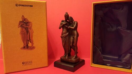 "/""Amor et psyché avec papillon /""sculpture en bronze neu/&ovp*14"