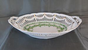 Centerpieces Fruit Bowl Porcelain Vintage Half '900 Cup Bowl R120 Ceramics & Porcelain