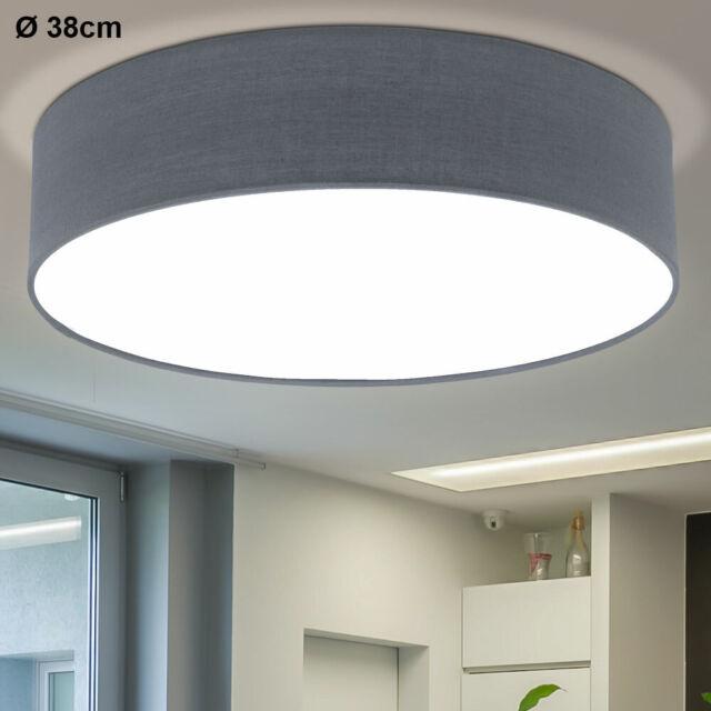 Luxus LED Decken Leuchten Schlaf Gäste Zimmer Tages Licht Beleuchtungen weiß