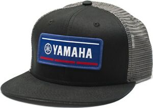 2f2fb57f31f72 Image is loading Factory-Effex-Yamaha-Vector-Snapback-Hat-Mens-Lid-