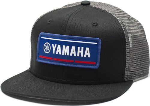 Mens Lid Cap Factory Effex Yamaha Vector Snapback Hat