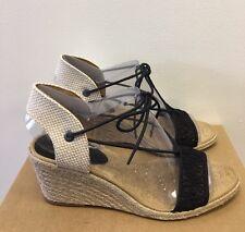 f1ec34264cc item 5 New - Women s Lucky Brand Kasidee Black Marsha Crochet Wedge Sandals  Size 8.5 M -New - Women s Lucky Brand Kasidee Black Marsha Crochet Wedge  Sandals ...