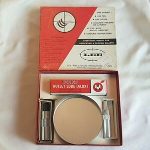 New-old-stock-Lee-Bullet-Lubricating-amp-Resizing-Kit-244