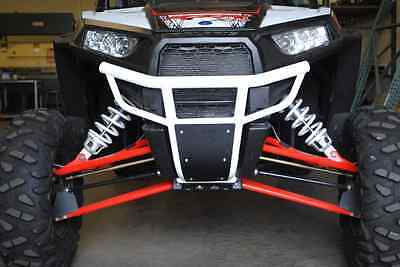2015-2018 Polaris RZR S 900 and RZR1000 XP1K Turbo Front Bumper Lime Squeeze