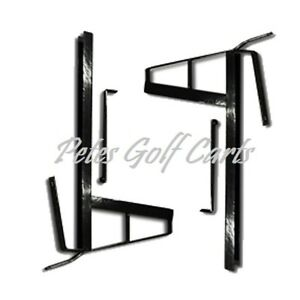 Golf Cart Cargo Utility Box Mounting Bracket Club Car DS 2000 and Up