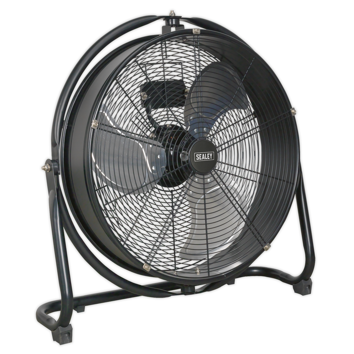 Industrial High Velocity Orbital Drum Fan 20  230V   SEALEY HVF20S by Sealey   N