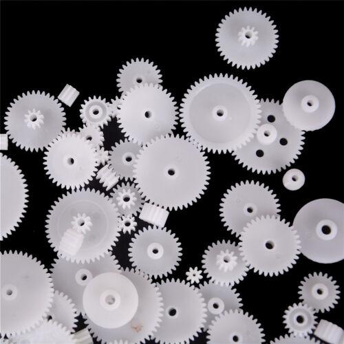 58 Arten Zahnräder WSFS Zahnräder Kunststoff Alle Modul 0.5 Roboter TeilePDH MLH