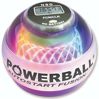 NSD Powerball 280Hz Indestructiball AutoStart Fusion Pro PB688AMLC Power Ball