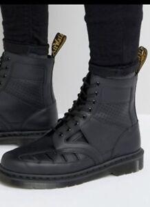 d3462daf12152 New Dr. Martens 1460 The Original 8 Eye Boot Size 13M Men Black Doc ...