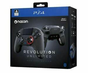 NACON Controller Esports Revolution Unlimited Pro V3 PS4 1-Year Warranty