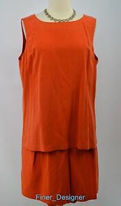 Set Xl in Real Vtg Blouse Cami seta Shorts Outfit Fifth Top Saks Avenue Clothes 2pc Zqw8fxpaw