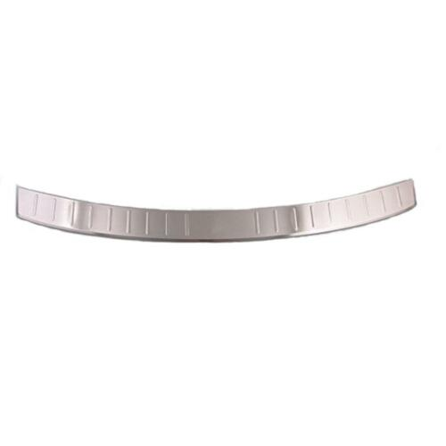 Stainless Steel Rear Bumper Guard Protector Sill Plate Cover For Audi Q5 09-15