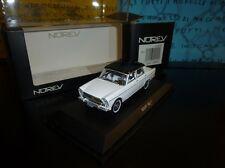 1/43 NOREV Fiat Seat 1400 C bianco white weiss blanc blanco