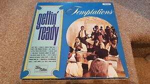 The Temptations Gettin Ready Tamla Motown Tml 11035