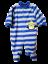 NWT-CARTER-039-S-BABY-BOY-039-S-FLEECE-BLANKET-SLEEPER thumbnail 2