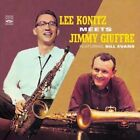 Lee Konitz Meets Jimmy Giuffre by Jimmy Giuffre/Lee Konitz (CD, Mar-2010, Fresh Sound (Spain))