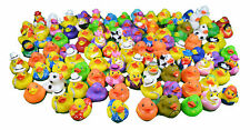 Huge Mega Lot 100 Mini Rubber Ducks Party Favors Carnival Fundraiser Wholesale