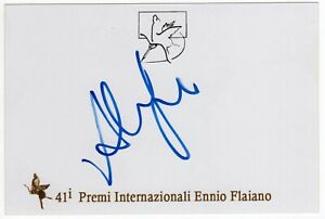 Autografo-Alessandro-Preziosi-Actor-Signed-Cinema-Photo-Foto-Autografata