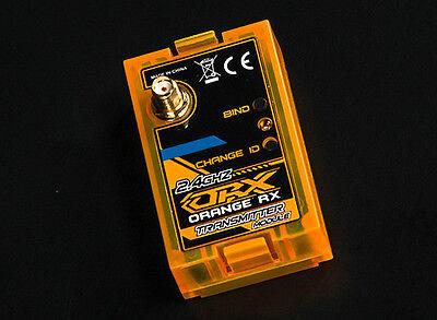 New OrangeRx Futaba Transmitter Module DSM2 DSMX Compatible 2.4GHz Orange Rx USA