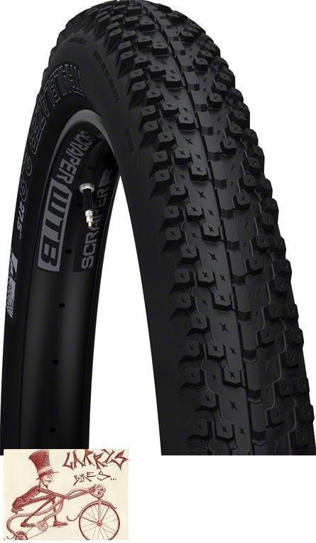 WtB Trail Blazer TCS luz rápido rodando 27.5  X 2.8  Negro plegable del grano neumático