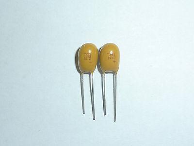 5 Pcs x Tantalum Capacitor DIP 35V10UF 10UF 35V Radial