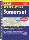 Philip's Street Atlas Somerset by Octopus Publishing Group (Spiral bound, 2016)