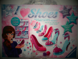 Ravensburger I love shoes Gioco bambini be2366d0c13