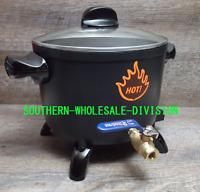 Presto Pot Wax Melter/wax Melting With Spout Lifetime Warranty
