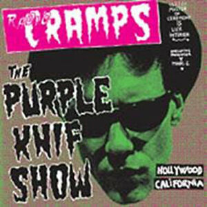 RADIO-CRAMPS-THE-PURPLE-KNIF-SHOW-MUNSTER-RECORDS-2-LP-VINYLE-NEUF-NEW-VINYL