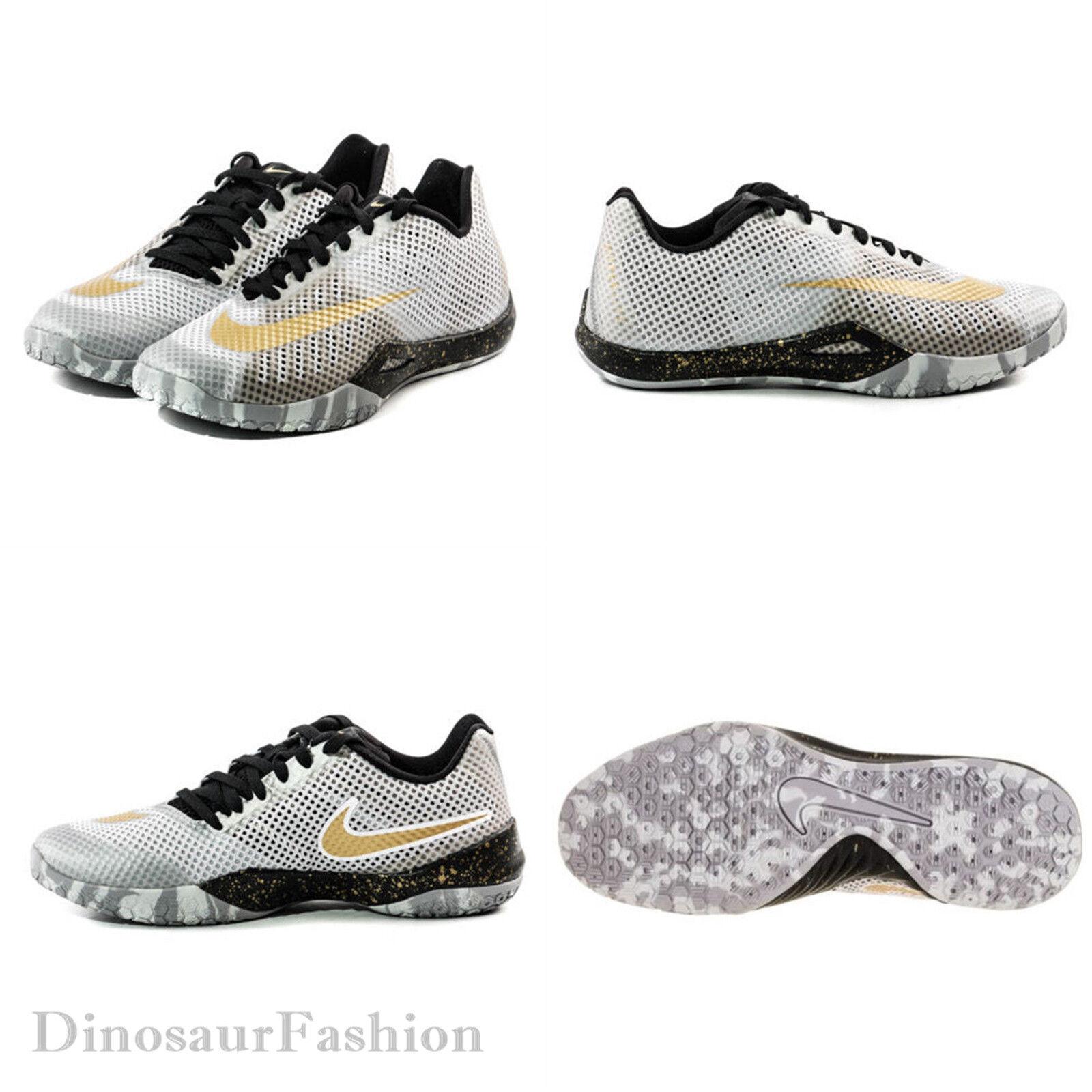 Nike uomini hyperlive (819663-170), scarpe da basket, di nuovo con box, senza coperchio