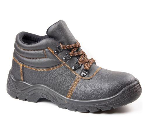 NS Schutzschuhe Arbeitsschuhe Sicherheitsschuhe Schuhe Stiefel S1 SRC