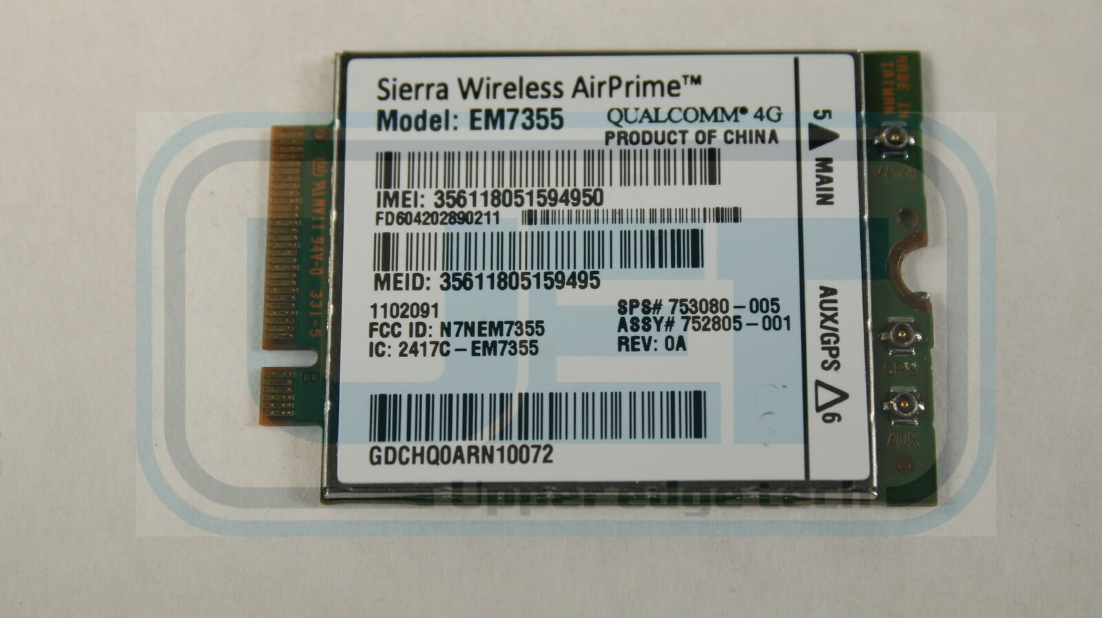 HP Elitebook Revolve 810 G2 Cellular Card 753080-005 WWAN M.2 Tested Warranty