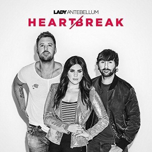 Lady Antebellum - Heart Break [New Vinyl LP]