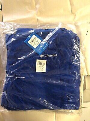 Columbia Mens Bugaboo/™ IV Pant Azul,X-Large Regular