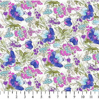 Small Wonders Japan That/'s Take a Stroll 100/% cotton fabric by the yard