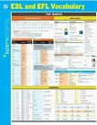 ESL and EFL Vocabulary by SparkNotes 9781411470323 Poster 2014