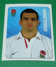 N°100 JOHNSON ANGLETERRE ENGLAND MERLIN IRB RUGBY WORLD CUP 1999 PANINI