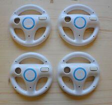 Wii - 4 x Original Nintendo Wii Wheel / Lenkrad (guter Zustand)