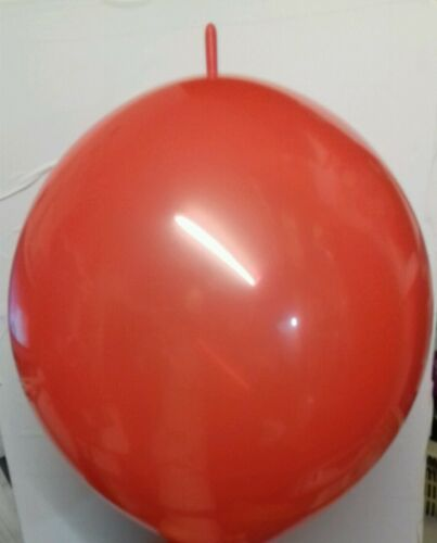 """Free Post-Vendeur Britannique Red Link O Loon Ballons X 10-12/"""""""