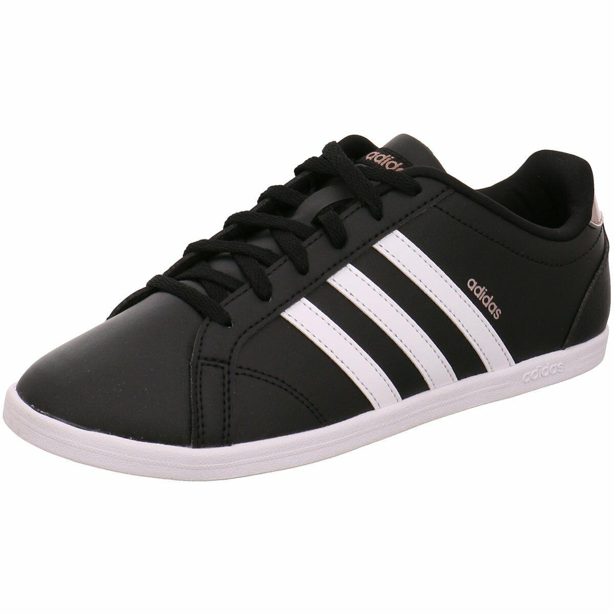 S2K adidas Core Damen Turnschuhe VS Coneo QT DB0126-Coneo-QT schwarz 609946