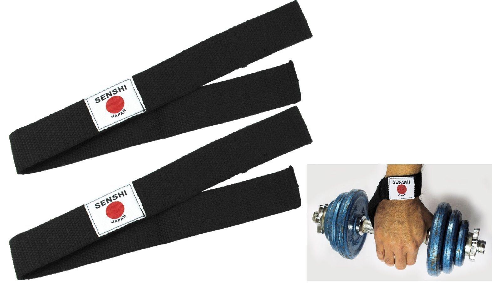 Poids guerrier royaume-uni erses de levage Gym wraps deadlift musculation fitness