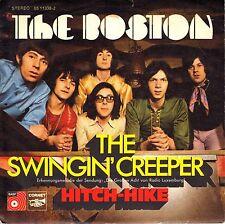 "7"" Boston – Swingin' Creeper (Erkennungsmelodie: Radio Luxemburg) //Germany 1972"