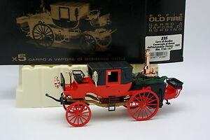 Rio-1-43-Carro-a-Vapore-Di-Bordino-1854-X5-Voiture-a-vapeur