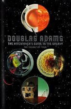 +- The HITSCH Hiker's GUIDE to the GALAXY - von Douglas ADAMS  tb (2002) englisc