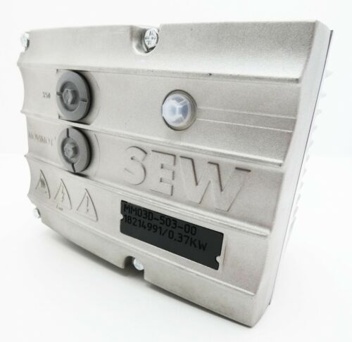 unused SEW EURODRIVE MOVIMOT MM03D-503-00 MM03D50300 18214991 0,37KW Umrichter