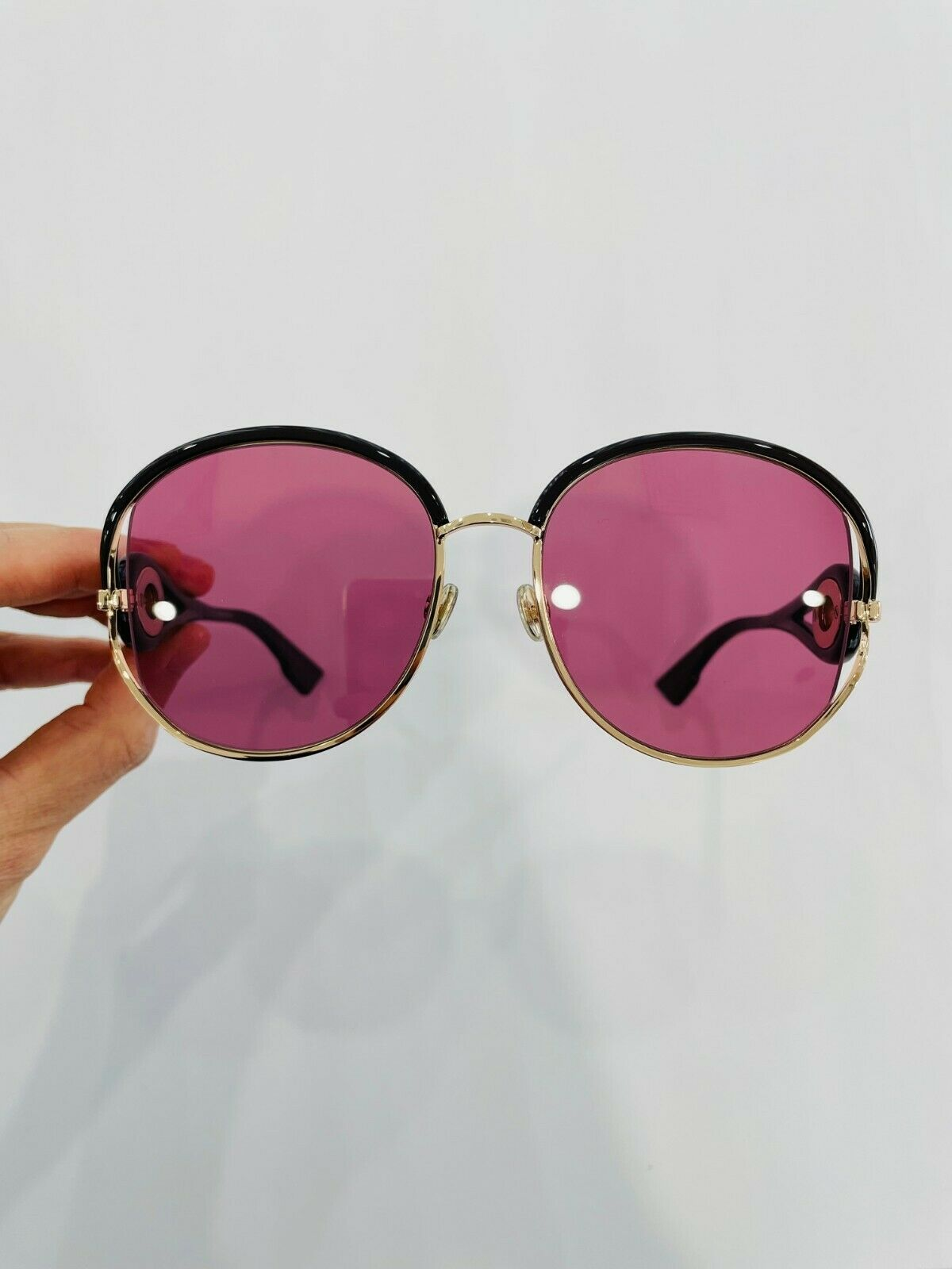 DIOR sunglasses model DiorNewVolute colour S9EVC (NEW) Made in Italy