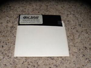 Dos-Boss-Disk-Command-Editor-Apple-Program-5-25-034-floppy-disk-NearMint-Condition